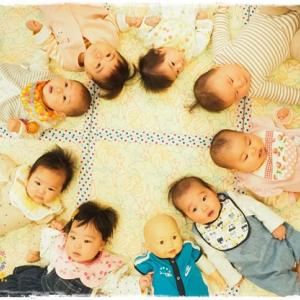ママのえがおがキラキラ光る!!飯塚市穂波社会福祉協議会主催 「子育てひろば」