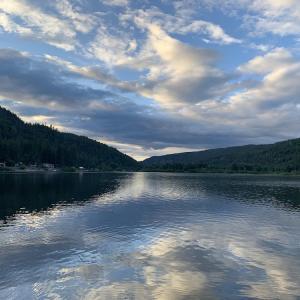 2020年キャンプ#1 Otter Lake