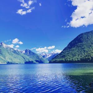 2020年キャンプ#3 Chilliwack Lake Provincial Park