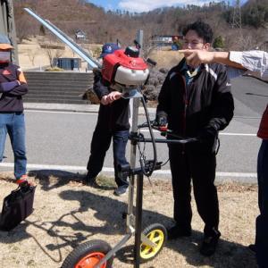 日本のワインぶどう栽培に合った摘心機