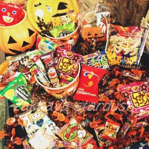 ハロウィンのお菓子セット