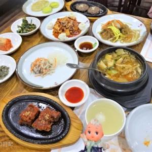 ソウル滞在最後の晩餐に選んだメニュー