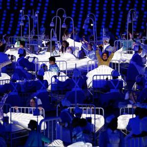 ジョンソン英首相演説、出エジプト記と過越祭、2012年ロンドンオリンピック開会式が示す悪夢