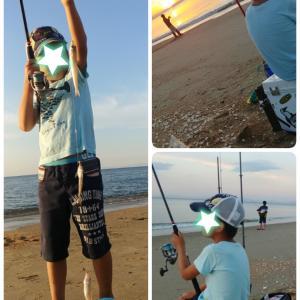 夏休み後半