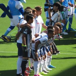 【J1】磐田vs横浜「満身創痍」@ヤマハ