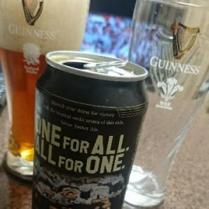 ONE FOR ALL. ALL FOR ONE.で乾杯