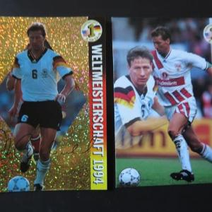 【PANINI】CHAMPIONCARDS1994(ドイツ代表)