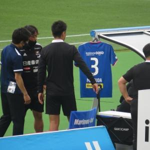 【J1】横浜vs.柏「悔しい引き分け」@日産