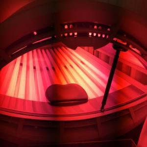 寒い時期にはコラーゲンマシンで温まろう!!