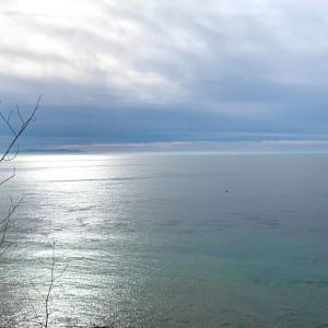 海もよかった‥ハイキングトレイル