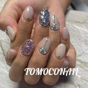ダイヤモンド★ネイル