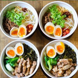 New Open! 台湾中華かまへんさんの「蒸し鶏・海鮮五目炒飯・麻辣ダージーパイ」