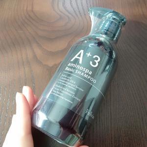 * aminospa A+3 Basic shampoo *