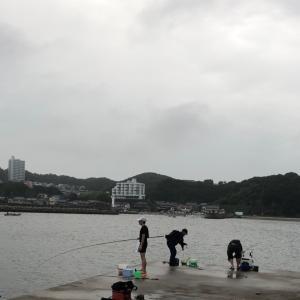 2020.7.11 大井漁港