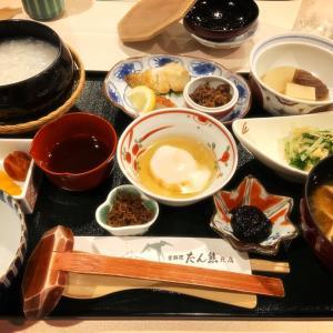 たん熊和朝食 - ANAクラウンプラザ神戸