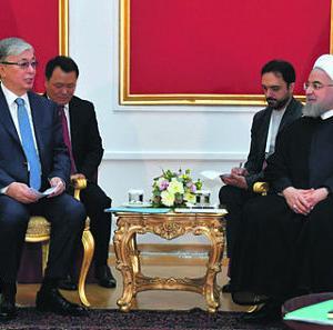 イランがユーラシア経済連合加盟に前向き