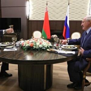 すれ違いに終わったロシア・ベラルーシ交渉
