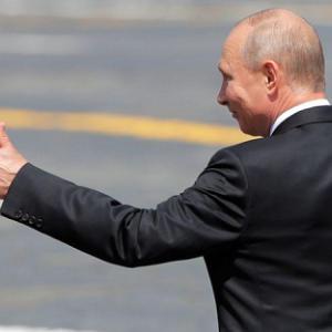 プーチン改憲は外国人投資家には朗報?