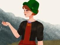 昔の女性ファッション着せ替えゲーム【Swinging Sixties】