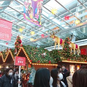六本木ヒルズ クリスマスマーケット2020