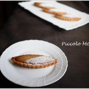 イタリア産マロンクリームのタルト♪