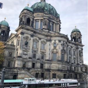 ベルリン大聖堂♪