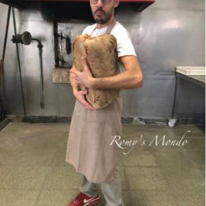 マテーラのパン工房♪