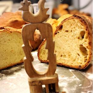 マテーラのパン♪