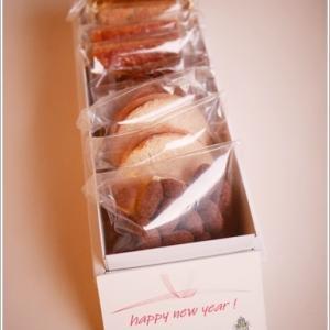 お年賀の焼き菓子♪