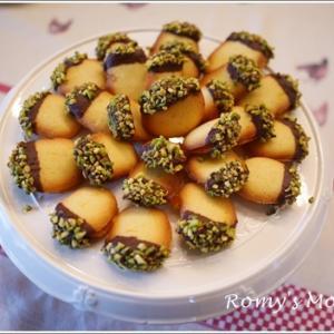 イタリアで作った焼き菓子♪