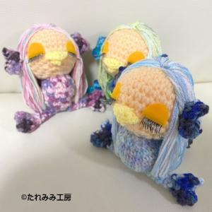 HP更新&The World Amigurumi Exhibition in NY 会期延長!!