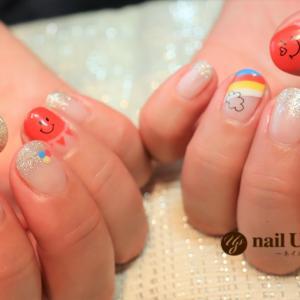 hot summer nail!