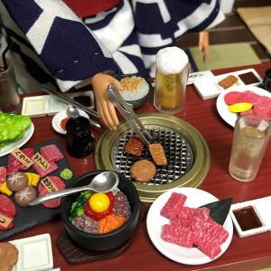 ぷちサンプルシリーズ 今夜は焼肉!じゅうじゅう苑