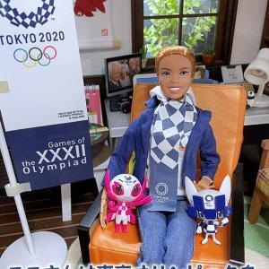 ニニさんは東京オリンピックを応援しています!