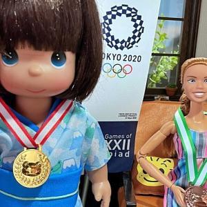 東京オリンピック今日開会式!
