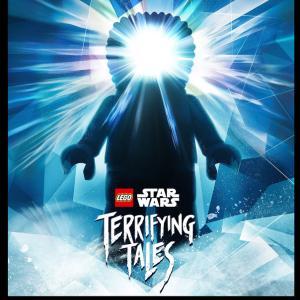 LEGO スター・ウォーズ/恐怖のハロウィーンのポスターその3は「遊星からの物体X」!