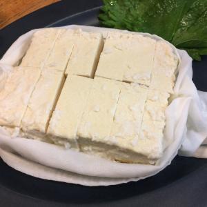 コレはコレでの『木綿豆腐の塩こうじ漬け』