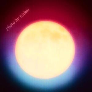 2019年6月の満月とボイドタイム!!