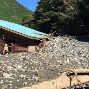 ★台風19号 現地に到着した給水車の水が捨てられる⁈