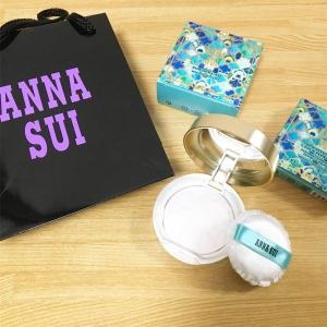 ANNA SUI 薬用美白スキンケアパウダー 「ブライトニング フェイス パウダー」