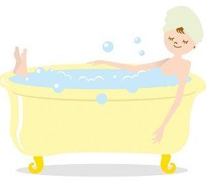 半身浴は♪水圧を効果的にした健康入浴法☆