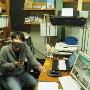 終日、神奈川県にてお仕事でした。