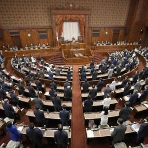 第204通常国会で成立した法律