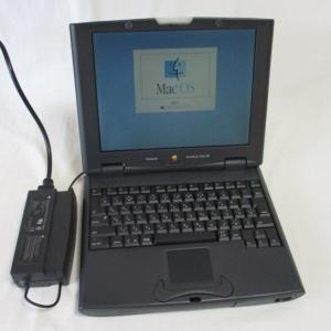 PowerBook2400cの夢 22年経っても現役!