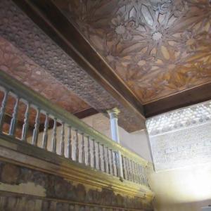 スペイン~グラナダ~アルハンブラ、ナスル朝宮殿