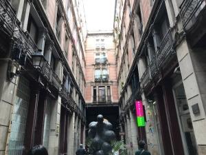 スペイン~バルセロナ、サグラダ・ファミリア