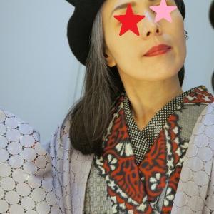 猫耳帽子☆コーデ