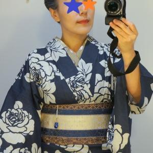 今日の江戸活☆着物