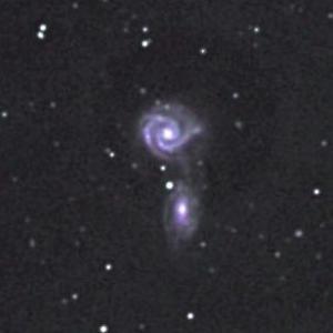 NGC5427, 5246  おとめ座