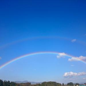 雨を雪を今を超えたら「虹コトバ」